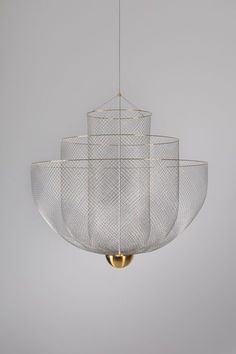 Shop the Meshmatics Chandelier and more contemporary lighting designs by Moooi at Haute Living. Interior Lighting, Modern Lighting, Lighting Design, Home Lighting, Plug In Pendant Light, Pendant Lighting, Pendant Lamps, Led Chandelier, Moooi Lighting