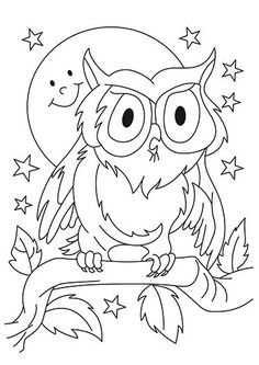 Bird Coloring Pages For Preschoolers: These bird coloring sheets are ideal for toddlers, preschoolers and school goers. Check out 20 cute bird coloring pages printable for your kids here. Owl Coloring Pages, Colouring Pics, Coloring Pages For Kids, Coloring Books, Mandala Coloring, Printable Coloring, Free Coloring, Summer Coloring Sheets, Cute Birds