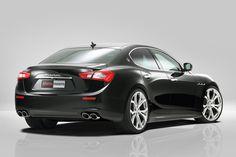Maserati Ghibli Tridente by Novitec