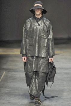 Craig Green Fall/Winter 2014 - London Collections: MEN #LCM | Male Fashion Trends