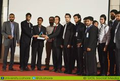 University of Lahore Entrepreneurs Society won the All Pakistan Entrepreneurial Competition in PIEAS National Olympiad '15