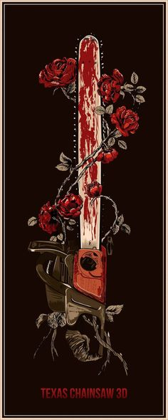 Chainsaw & Roses