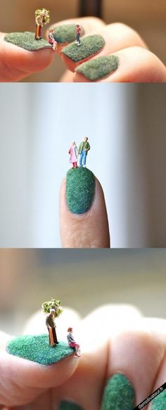image drole - Nail Art