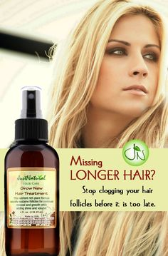 Grow New Hair Treatment. Fast fix for weak hair. Reverse hair damage. Regrow new stronger hair. Encourage your hair to grow Faster longer and fuller with less breakage in a none chemical way. Go ahead, your hair is going to look amazing!