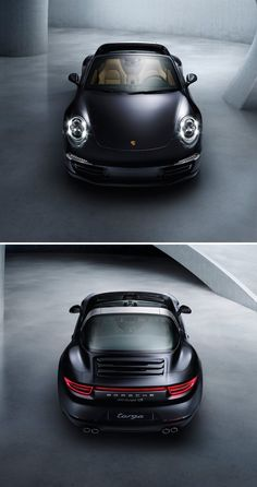 The new Porsche #911Targa 4S. The elegantly rounded rear window and the characteristic bar already lent the original Targa a lightness that inspired designers far beyond the field of vehicle construction. Learn more: http://link.porsche.com/targa?pc=9915XPINGA *Combined fuel consumption in accordance with EU 6: 10.0 - 8.7 l/100km; 237 - 204 g/km.