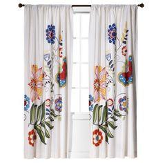 Mudhut Maya Window Panel - Cream (55x84)