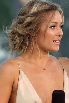 These Iconic Hair Moments Had Everyone Talking These Iconic Hair Moments Had Everyone Talking The Red Carpet Statements And Trendy Hairstyles You Ll Never Forget When Lauren Conrad Styled Her Hair In This Messy Updo Cosmopolitan Com Ball Hairstyles, Celebrity Hairstyles, Trendy Hairstyles, Braided Hairstyles, Wedding Hairstyles, Bridesmaid Updo Hairstyles, Quinceanera Hairstyles, Teenage Hairstyles, Modern Haircuts