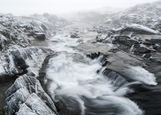"""Lesson learned: Even more """"ordinary"""" subjects like this mountain stream can shine if the conditions are right. Eureka Moment, Ski Touring, Ways Of Learning, Types Of Lighting, Lessons Learned, Portrait Photographers, Wilderness, Landscape Photography, Life Is Good"""