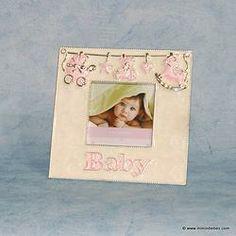Portafotos baby esmaltado