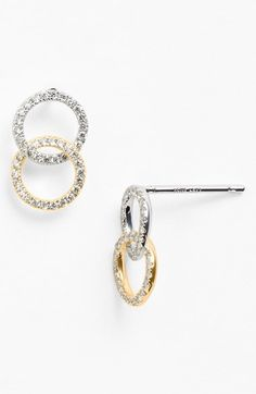 Bony Levy 'Unity' Diamond Stud Earrings (Nordstrom Exclusive) available at #Nordstrom