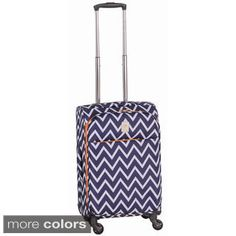 Blue,Lightweight Carry On Luggage - Overstock™ Shopping - The Best ...
