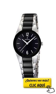 FESTINA F16534/2 - Reloj de mujer de cuarzo,... #reloj #mujer