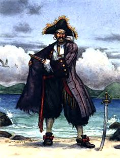 famous pirates in history | 10 Most Famous Pirates In History | Top Weird,Odd and Cool lists ...