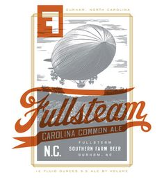 NC Fullsteam ahead