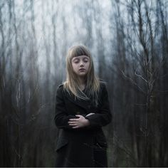 """Hear..."" by Magda Berny (love her photos and this girl)"