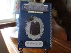 Military Card Someone in the Service US Air Force by CardsbyEileen