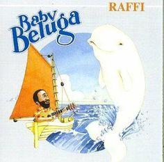 BABY BELUGA CD RAFFI by RAFFI. $4.88