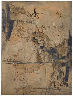 antoni_tapies_gran_ocra_amb_incisions_1961_christies.jpg (914×1200)