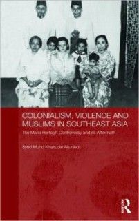 """On resistance and the 'margins' of Southeast Asia"" Colonialism, violence and Muslims in Southeast Asia: The Maria Hertogh controversy and its aftermath by Syed Muhd Khairudin Aljunied For more info: http://www.cseashawaii.org/2014/02/on-resistance-and-the-margins-of-southeast-asia/ #SeaBookshelfSpotlight"