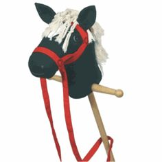 Jumper Hobby Horse - Black: Only £30.00 from Toyday Toyshop. A well made fabric and wooden hobby horse with a handwoven cotton head, a wild wooly mane and c Toyday traditional & classic toys is an old fashioned toy shop on the high street and online. Merchants of traditional and classic toys, Toyday's focus is on good old fashioned customer service & traditional value.