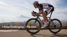 Team Giant-Shimano #KeepChallenging: The bike