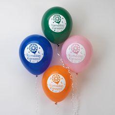 Party Souq - Flying High Ramadan Latex Balloons|12 pcs, $ 21.00