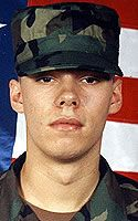 Army Pfc. Kristian E. Parker  Died September 29, 2003 Serving During Operation Enduring Freedom  23, of Slidell, La.; assigned to the 205th Engineer Battalion, Louisiana National Guard, Slidell, La.; killed in a non-combat-related incident on Sept. 29, 2003, in Qatar.