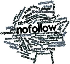 Nofollow links are a tactical tool. Use them to prevent comment spam on your site, and to help maintain your authority.
