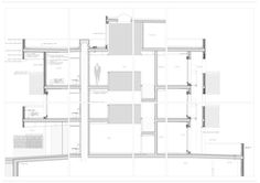 Image 28 of 28 from gallery of 58 VPO Torresolo / IDOM. Residential Architecture, Contemporary Architecture, Architecture Details, Plan General, Master Plan, Facade, Brick, House Plans, Villa