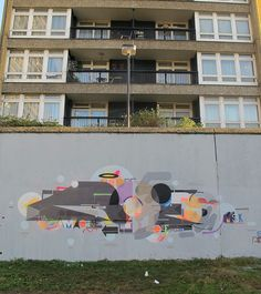 Roids checkout this graffiti work it's spectacular