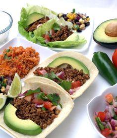 THE SIMPLE VEGANISTA: Street Tacos, Spanish Fried Quinoa & Black Bean Salad