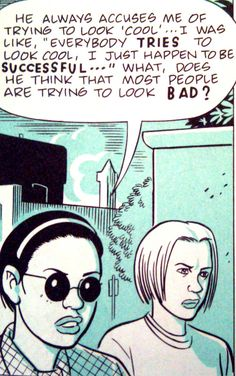 ghost world. forever my favorite.