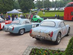 Vintage Racing, Vintage Cars, Austin Healey Sprite, Mg Midget, British Car, Mk 1, First Car, Sprites, Le Mans