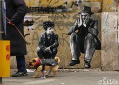 Classical Street Art by Zilda (15 pieces) - My Modern Metropolis
