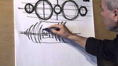 Apprendre à dessiner : UN EXERCICE POUR DESSINER LE VOLUME - YouTube