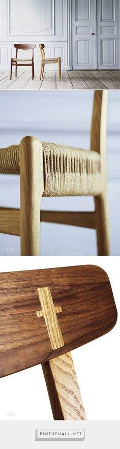 http://designvanilla.tumblr.com/post/160959208370/hans-wegner-sketches-inform-carl-hansen-and-son-s-ch23-r... - a grouped images picture - Pin Them All