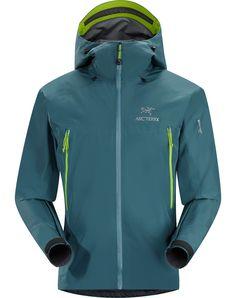 Arcteryx 2015 Beta LT Mens Waterproof Jacket Turquoise
