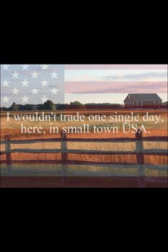 """Justin Moore, """"Small Town USA"""" love this song Country Music Quotes, Country Music Lyrics, Country Sayings, Thats The Way, That Way, Way Of Life, Life Is Good, Westerns, Into The West"""