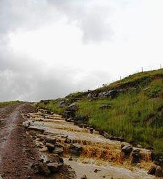 Pitsend pass - slippery when wet , Marie Viljoen I Am An African, Slippery When Wet, Mountain Pass, Pilgrim, Homeland, South Africa, Motorcycles, Country Roads, Adventure