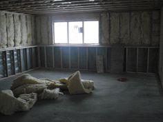 trim basement ideas pinterest basements half walls and we