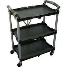 folding storage cart - Google Search