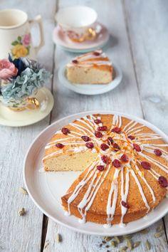Miss Foodwise | Celebrating British food history: Cardamom and yoghurt spelt cake