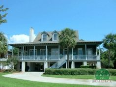 Yoder House: 4 BR / BA litchfield by the sea in Pawleys Island, Sleeps Rental in Pawleys Island from Pawleys Island, Rental Apartments, Home And Away, Ideal Home, View Photos, Condo, Mansions, House Styles, Beach