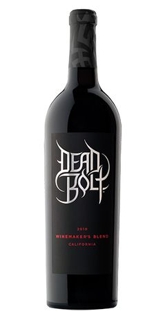 """Deadbolt Red Blend, California: """"This is a blend of cabernet sauvignon, merlot, zinfandel, petite sirah and syrah, among others. The flavors of bold red fruit, black cherry, brown spice, mocha, and a hint of oak are smooth and satisfying """" – Winemaker's notes"""