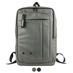Faux Leather Backpack for Men Laptop Bag LEFTFIELD 670