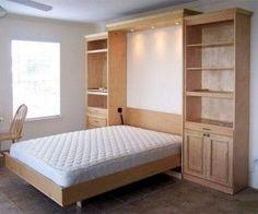 pics of furniture murphy bed mechanism design