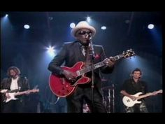 """""""Boogie Chillen"""" John Lee Hooker with Rolling Stones and Eric Clapton (HQ). Hooker's No. 1 Billboard R and B hit from 1949.  The riff that launched a thousand rock and blues songs."""