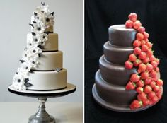 Sixteen Cake Pictures for Girls | Cascading Cake Designs Overflow with Flowers, Fruits, Macaroons and ...
