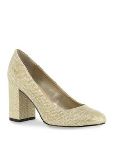 Bella-Vita Women's Nara Ii Pump - Yellow - 7.5Ww