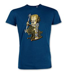 Tv And Film Tshirts By Big Mouth - Camiseta - camisa - Hombre azul azul real extra-large #camiseta #starwars #marvel #gift